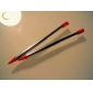 Pair of Metal Touch Pen Stylus for 3DS (Red)