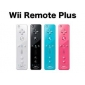 2-in-1 MotionPlus Remote Controller and Nunchuk + Case for Wii/Wii U (White)