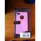 фортепиано выпечки защитные iphone случае 4 (розовый)