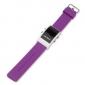 douce bracelet montre colorée conduit - violet