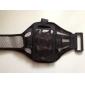 premium de desporto braçadeira para 4/itouch Apple iPhone 4 - prata