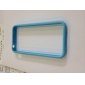 TPU Bumper for iPhone 4 (Assorted Colors)