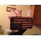 Vintage USA-flagga Hårdskal för iPhone 4/4S