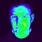 Carcasa Suave de Casette para iPhone 4 (Negro)