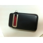 Smart Pocket Callid Leather Case for iPhone 4/3G/3GS