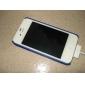 아이폰4/4 S 용 무광 TPU 케이스