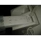 Double Station d'Accueil/Chargeur USB & Batterie pour Manettes Nintendo Wii