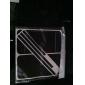 Carbon Fiber Cover Sticker For iPhone 4/4S - Black
