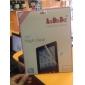 alta transparencia protector de pantalla con un paño de limpieza para Apple iPad 2 y el nuevo iPad