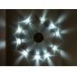 14000mcd 5mm witte LED (10-stuks)