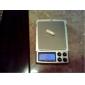 escala de precisión digital de bolsillo (100g max / 0.01g Resolución)