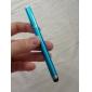 écran tactile écrit stylet avec stylo à bille pour iPad, iPhone, Playbook, Xoom et p1000 (bleu)