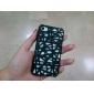 Сетчатый защитный чехол для iPhone 4 (черный)