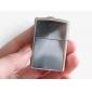 Metallic Oil Lighter-Silver