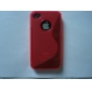 Etui de Protection Couleur Unie pour iPhone 4/4S