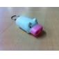 Mini Pig 2 LEDs Flashlight White (3*LR1130 Included)