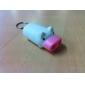 Mini Pig 2 lanterna LED branca (3 * LR1130 incluído)