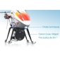 3,5 hélicoptère canal de contrôle infrarouge avec fonction jet d'eau
