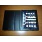 Protective PU Leather Case with Stand for iPad 2/3/4 (Black)