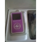 OLED MP3 Player with Speaker (2GB, Purple)