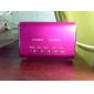 stilfulde mini microSD-hukommelseskort højttaler (sort)