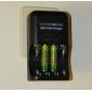 быстро 1.6V 3-5 часов власти Enix NiZn зарядное устройство для 4 батарейки типа АА