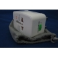 All-in-One Universal Travel Power Plug Adapter  (For International Travel)