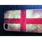 защитный чехол стиль флаг iphone 4 и 4S