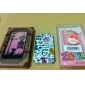 Protective Hard Silicone Bumper for iPhone 4 and iPhone 4S (Bows, Assorted Colors)