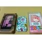 cartas de desenhos animados estilo capa protetora para o iphone 4 e 4S