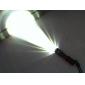 Lampes Torches LED Lampes de poche LED 100-300 Lumens 3 Mode Cree XR-E Q5 18650 AAA Faisceau Ajustable Camping/Randonnée/Spéléologie