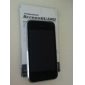 Glare-free Transparent Screen Protector with Cleaning Cloth for iPhone 3G/3GS
