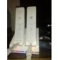 Dual USB Charging Stand/Station/Dock + Battery Pack for Wii/Wii U Remote (White)