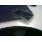 Etui Ultra-fin pour iPhone 4/4S, En Plastique - Transparent