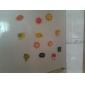 Веселые магнитики на холодильник (12-шт.)