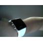 Пара спортивных светодиодных часов с силиконовым ремешком (черные и белые)