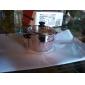 Таймер кухонный механический 60-минутный из нержавеющей стали с форме скороварки