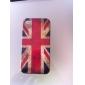Schutzhülle für iPhone 4/4S mit Union Jack