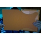 Four-Folded Auto Sleep/Wake-up PU Leather Case & Stand for iPad 3 (Assorted Colors)