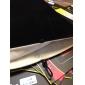 molle della cassa del sacchetto del panno di protezione per 1/2/3/4 ipad e altri (nero)