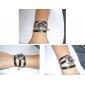 Женские аналоговые кварцевые часы с длинным ремешком (разные цвета)