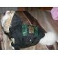 Doudoune à Capuche Style Militaire pour Chiens et Chats - XS-XXL