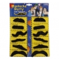 Stylish Costume Fake Mustache (Assorted 12-Pack)
