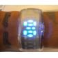 Par Fremtid LED Digital Armbåndsur