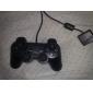 Controle DualShock para Sony PlayStation 2 (Preto)