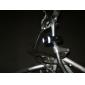 Lampe LED pour Vélo Noire