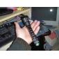 uniquefire uf-z5 Zoom 5-Modus CREE XM-L T6 LED Taschenlampe (1600lm, 2x18650, grün)