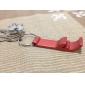 Стандартный открывалка для бутылок алюминия брелок (случайный цвет)