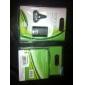 Oplaadbare USB-batterij, voor Xbox 360 Slim (zwart)