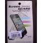 Proteggi schermo LCD con panno di pulizia per Samsung i9100